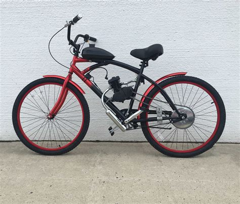 Fire Fly Bike Kit  Bicycle Motor Works