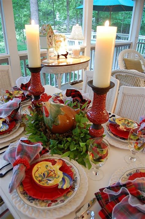 Festive Fall Tables by Fall Decor Autumn Table Setting Festive Fall Decorating