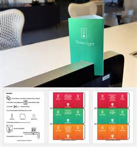 Cubicle Decoration Ideas In Office by Best Do Not Disturb This Indicator Light Tells Co Workers