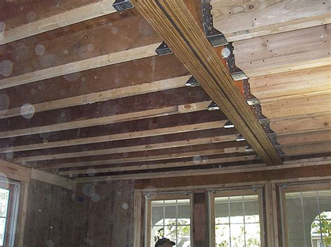 Ceiling Joist Span 2x4 by Mircolam Floor Roof Laminate Ceiling House