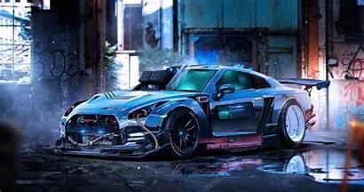 Nissan Gt Drift Gtr R35 Wallpapers Supercar