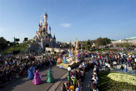 Paris Paris Disneyland
