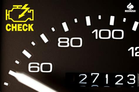 check engine light on reasons for check engine light on honda civic ace auto