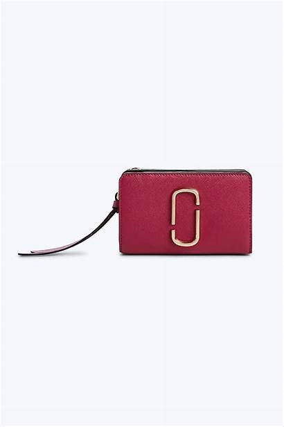 Wallet Compact Snapshot Jacobs Marc Hibiscus Marcjacobs