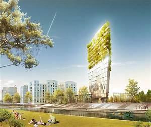 Agence Architecture Montpellier : une nouvelle tour d 39 habitation compl tement folle montpellier ~ Melissatoandfro.com Idées de Décoration
