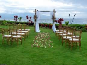 small outdoor wedding venues small garden wedding ideas lighting home design