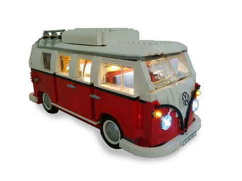 vw bulli lego lego 174 vw cer lighting kit for set 10220 lego light