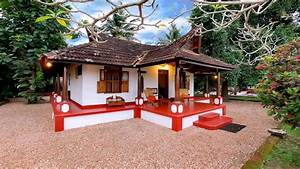Small Farmhouse Design In India - YouTube