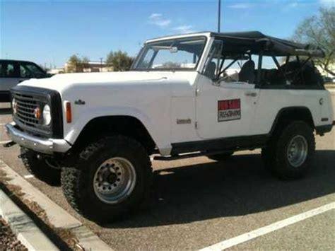 1973 jeep commando 1973 jeep commando information and photos momentcar