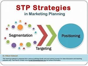 Stp Strategies