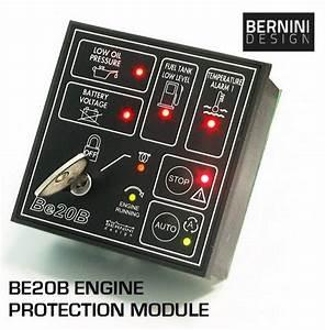 Generator Controller  Diesel Engine Protection Module
