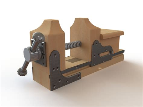 wood carvers vice  woodworking