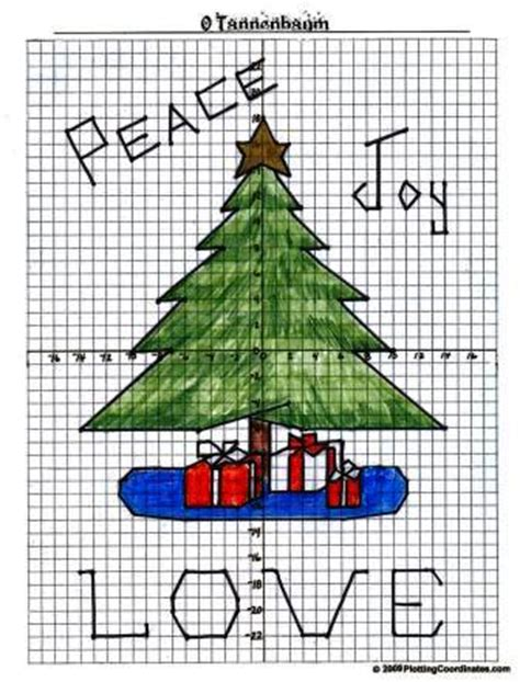 search results for coordinate plane christmas calendar