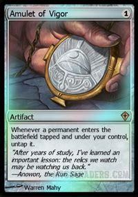 Amulet Of Vigor Deck by Amulet Of Vigor