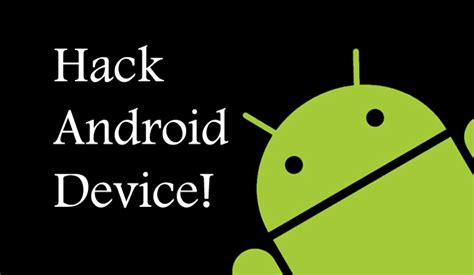 hacker android how to android phone using kali linux techtechnik