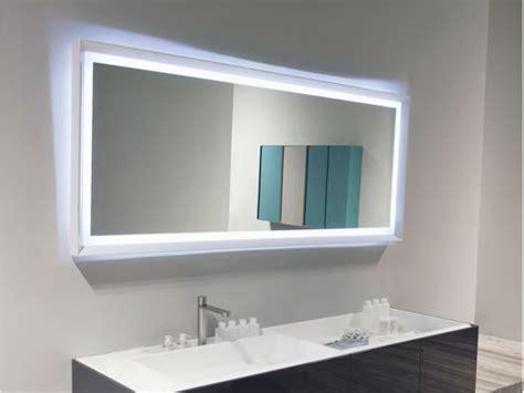 led lights behind bathroom mirror mirror design ideas led large bathroom mirrors with