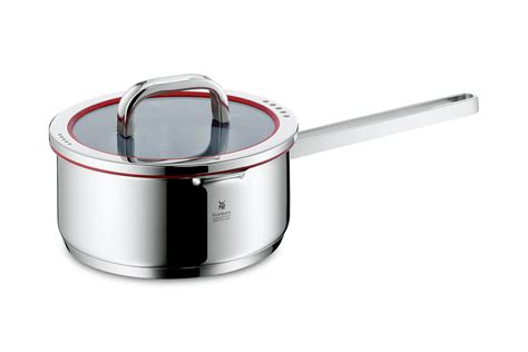 wmf function  stainless steel saucepan  quart cutlery