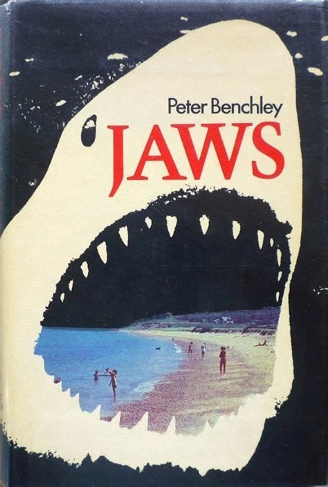 forty years   book jacket  jaws mobylives