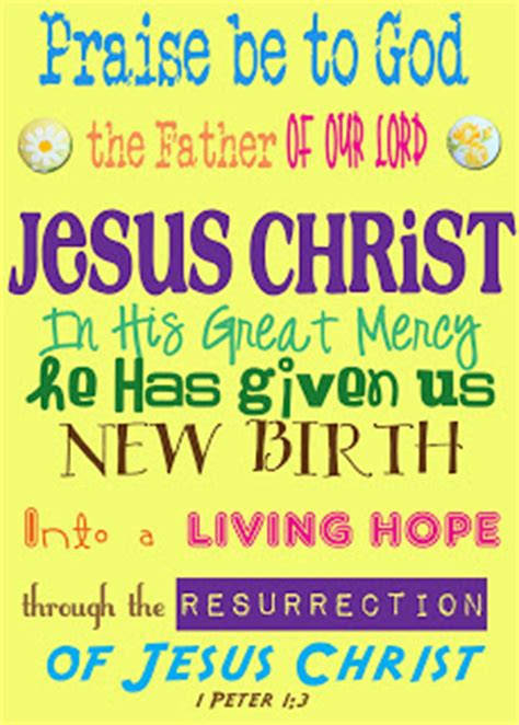 easter subway bible verses for easter 330 | EasterSubwayArt