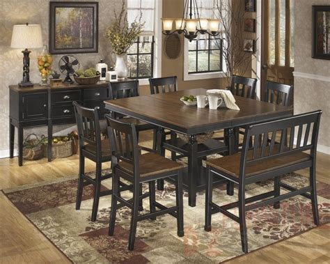 Barron's Furniture And Appliance-counter Height Dining
