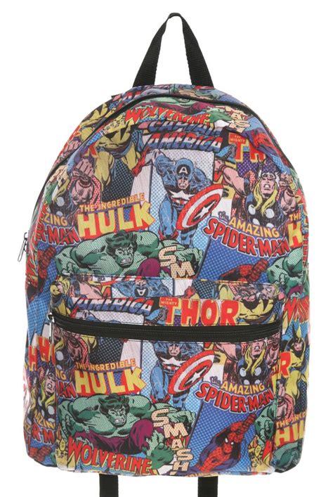 marvel backpack marvel pinterest marvel backpacks
