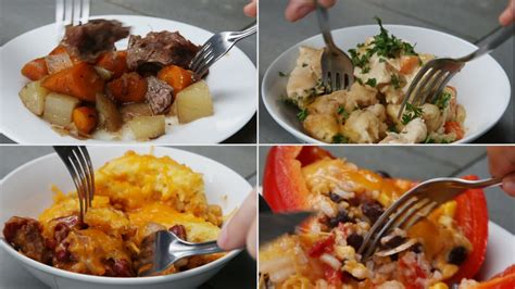 4 Slow Cooker Recipes  Only Cook Every 2nd Days Of The
