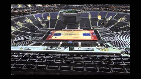 staples center floor change kings  lakers  clippers