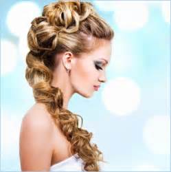 HD wallpapers party hairstyles with curls