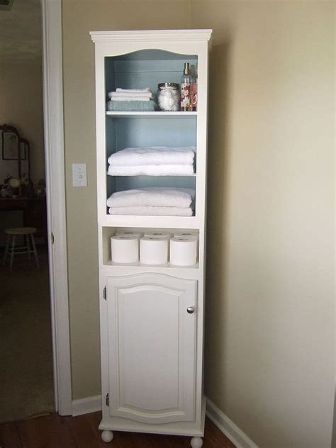 tall corner bathroom cabinet best 25 tall bathroom cabinets ideas on pinterest narrow