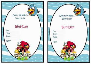 68 best angry birds images on pinterest bird birthday for Angry birds birthday party invitation template free