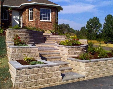 sloped front yard ideas landscape ideas for sloped front yard that are totally simple home design ideas