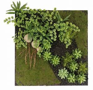 Tableau Végétal Mural : tableau mural v g tal eg 1 mobilier de bureau ~ Premium-room.com Idées de Décoration