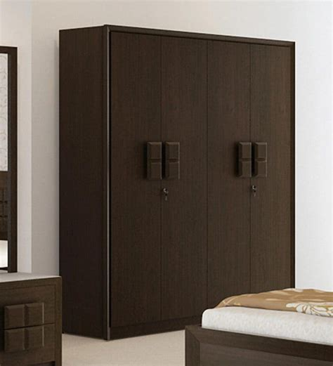 buy kosmo choco  door wardrobe  drawer locker