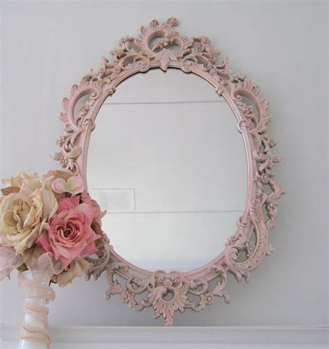 how to shabby chic a mirror shabby chic mirrors ideas