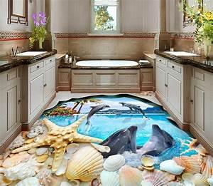 Aliexpress.com : Buy 3d flooring wallpaper custom ...