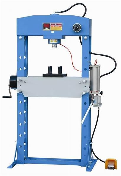 Hydraulic Press Operation Summit Tonne Automotive Precision