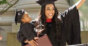 Single mother graduates Harvard Law School against the odds