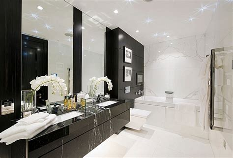 Bathroom Ideas Black And White by Black And White Bathrooms Design Ideas Decor And Accessories