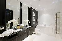 black and white bathroom decor Black And White Bathrooms: Design Ideas, Decor And Accessories