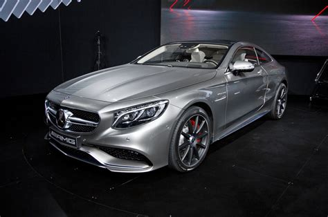 2015 mercedes s63 amg 4matic coupe. 2015 Mercedes-Benz S63 AMG Coupe 4Matic Revealed - Motor Trend WOT