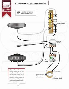 Confusing Tele Wiring Situation