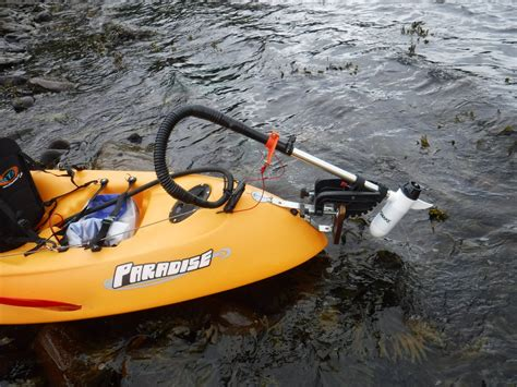 Kayak Electric Motor by How Does A Trolling Motor Last On Kayak