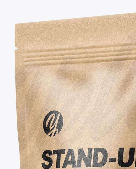 About 32% of these are paper bags, 2% are packaging bags, and 44% are plastic a wide variety of kraft paper stand up pouches options are available to you, such as paper type, industrial use. Kraft Paper Stand Up Pouch Mockup - Download PSD Mockups ...
