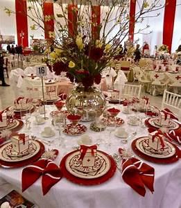 43 Loveable Christmas Table Settings Ideas - Trendecor co
