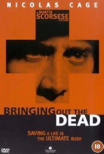 Bringing Out The Dead Dvd Release Date May 9, 2000