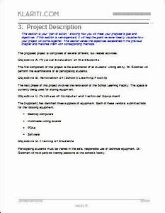 software project proposal template word e4daiinfo With software project proposal template word