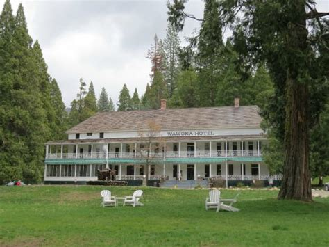 wawona hotel picture of big trees lodge dining room