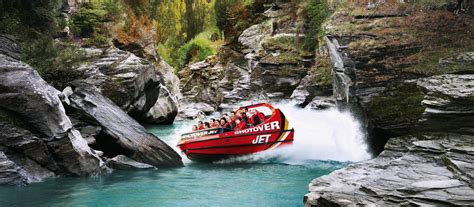 Boat Trip Distance Calculator by Queenstown Jet Boating In New Zealand Things To See And