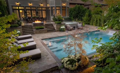 pool backyard oasis ideas attractive backyard oasis