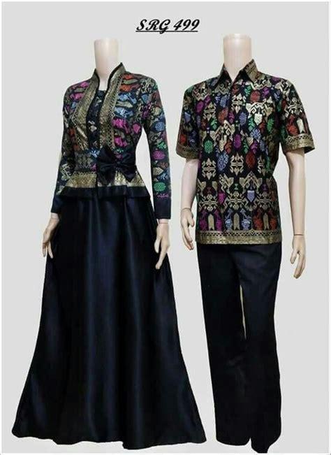 baju gamis batik  anak hijab nemo